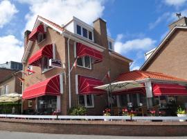 Pension Schier, B&B in Zandvoort