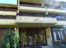 Monolocali Alberti - Silvana, golf hotel in Madonna di Campiglio