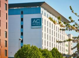 AC Hotel by Marriott Manchester Salford Quays, hotel in Manchester
