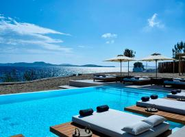 Bill & Coo Coast Suites -The Leading Hotels of the World, hotel ad Agios Ioannis