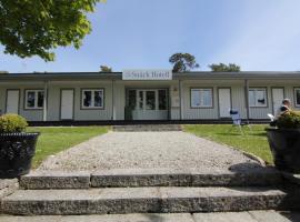 Snäck Annex, hotell i Visby