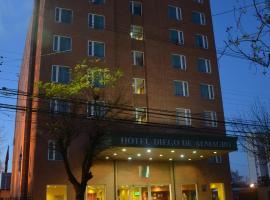 Hotel Diego De Almagro Talca, отель в городе Талька