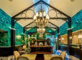 Hulbert House Luxury Boutique Lodge Queenstown, hôtel à Queenstown
