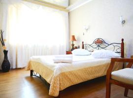 Гостиница Пять Звезд на Суворова, отель в Хабаровске