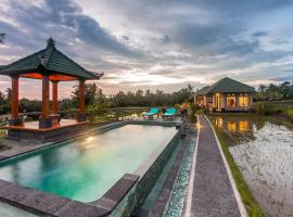 Cahaya Ubud Villa, hotel near Sari Organik, Ubud