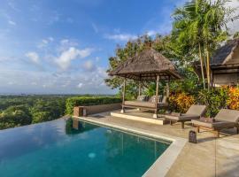 Villa Bayu, hotel 5 estrellas en Uluwatu