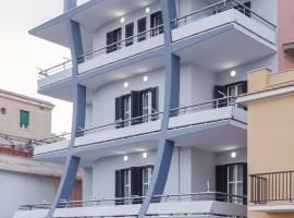 Hotel Riviera, hotel in Anzio