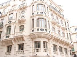 Malaga Center Flat Luxury, hotel di lusso a Málaga