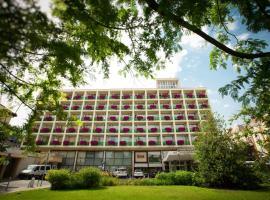 Aranyhomok Business City-Wellness-Hotel, hotel Kecskeméten