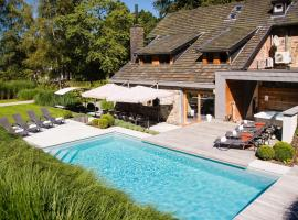 Attractive Holiday Home in Spa with Swimming Pool, hotel with jacuzzis in Spa