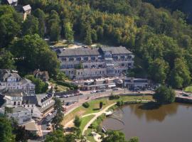 オテル スパ ドゥ ベリル、バニョール・ドゥ・ロルヌのホテル