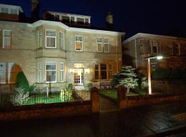Inverlea Guest House, hotel in Ayr