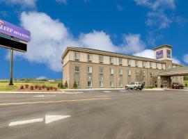 Sleep Inn & Suites Jasper I-22, hôtel à Jasper