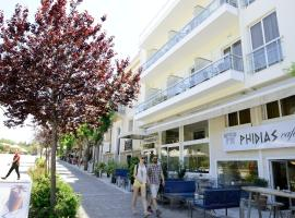 Phidias Hotel, hotel near Temple of Hephaestus, Athens