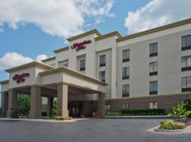 Hampton Inn Cumming, hotel in Cumming