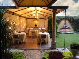 Hostal Villa Toscana, hotel in Guatemala