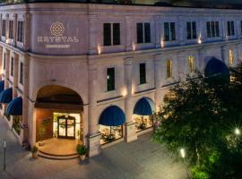 Krystal Monterrey, отель в городе Монтеррей