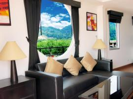 Orchid Kathu Heights Service Apartments, hotel in Kathu