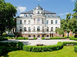 Hotel Villa Dürkopp, hotel in Bad Salzuflen
