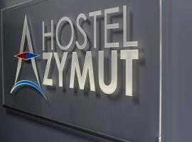 Hostel Azymut, budget hotel in Września