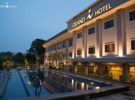 Grands I Hotel, hotel with pools in Nagoya