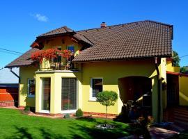 Apartmány Riviéra & Vila Deluxe Liptov Bešeňová, dovolenkový dom v Bešeňovej