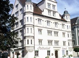 Der Fuerstenhof, hotel in Kempten