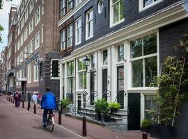 B&B Singel Amsterdam Centre, bed and breakfast en Ámsterdam
