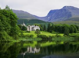 Inverlochy Castle Hotel, hotel in Fort William