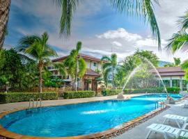 Whispering Palms Suite, serviced apartment in Chaweng