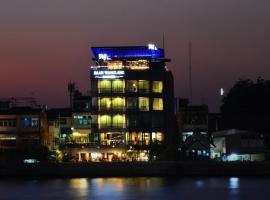 Baan Wanglang Riverside, Bangkok, hotel in Bangkok
