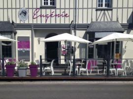 Hôtel - Restaurant Eugenie, hôtel à Pontorson