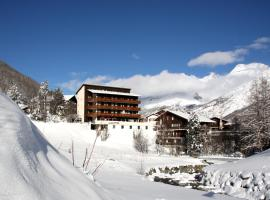 Hotel Bristol, hotel in Saas-Fee