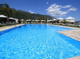Hotel Yannis Corfu, hôtel à Ýpsos
