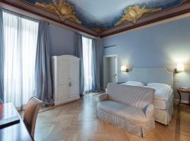 Grand Hotel Della Posta, hotel in Sondrio