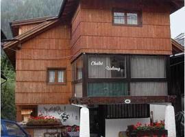 Chalet Valeruz, hotel a Canazei