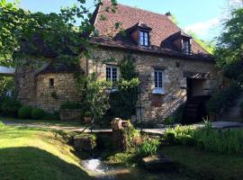 Le Moulin De La Beune、レ・ゼイジー・ド・タヤックのホテル