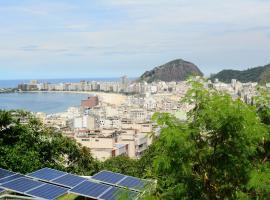 Eco Pousada Estrelas da Babilônia, hotel near Sugarloaf Mountain, Rio de Janeiro