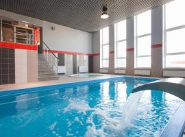 Era Spa Hotel Complex, hotel with jacuzzis in Kaliningrad