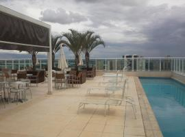 Flat no Coraçao de Brasilia, hotel with jacuzzis in Brasilia