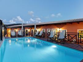 Ionia Suites, hotel with pools in Rethymno Town