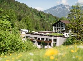 Das Graseck - my mountain hideaway, hotel in Garmisch-Partenkirchen