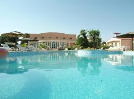 Hotel Minerva, hotell i Brindisi