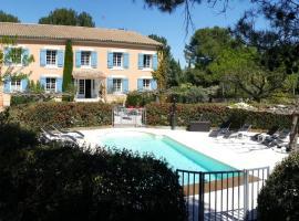 Canto Cigalo, hotel in Saint-Rémy-de-Provence