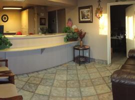 Hilltop Inn & Suites, hotel in Victorville