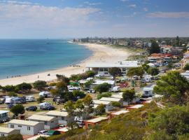 Brighton Beachfront Holiday Park Adelaide, hotel in Brighton