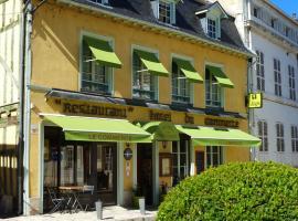 Hôtel du Commerce, hotel near Nigloland, Bar-sur-Seine