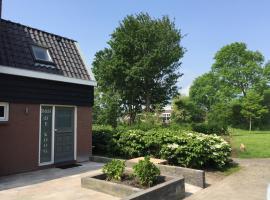 B&B De Koog, hotel dicht bij: Station Uitgeest, Uitgeest