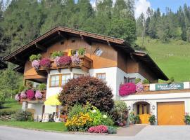Haus Silvia, Hotel in Werfenweng