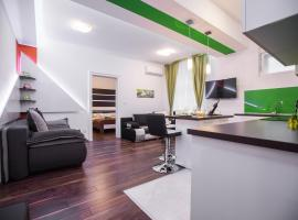 VisitZagreb Emerald, accommodation in Zagreb